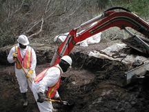 Brownfield Remediation2 ; Photo Courtesy: Remediation Services