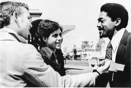 Bobby Seal's 1973   campaign for mayor paved the way for later black candidates. Courtesy of www. jetcityorange.com