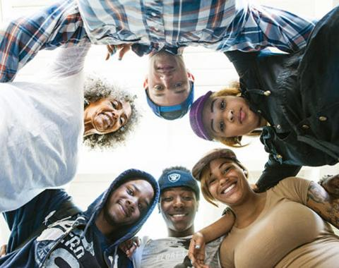 Restorative Justice for Oakland Youth © Lane Hartwell