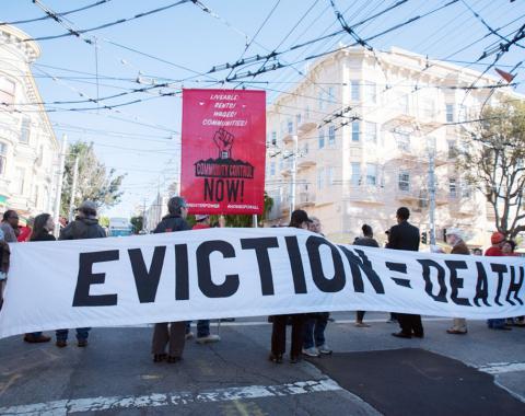 San Francisco Renters Day of Action ©2016 Joseph Smooke