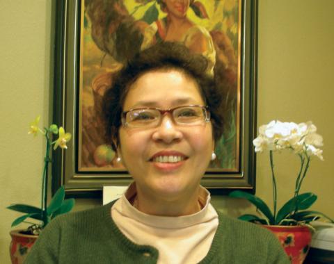 Marie Romero. Courtesy of Kanlaoan/anthropologist.wordpress.com.