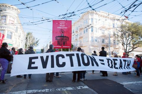 San Francisco Renters Day of Action ©2016 Joseph Smooke