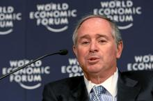 Stephen Schwarzman (cc)  By Copyright World Economic Forum (www.weforum.org), swiss-image.ch/Photo by Remy Steinegger [CC BY-SA 2.0 (http://creativecommons.org/licenses/by-sa/2.0)], via Wikimedia Commons from Wikimedia Commons